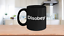 miniature 1 - Disobey Mug Black Coffee Cup Funny Gift for Anarchist, Rebel, Unschooling AnCap