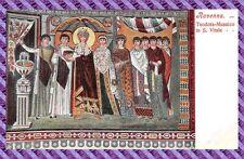 Tarjeta Postal - Ravenna - Teodora-Musaico en S. Vital