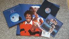 Michael Jackson - E.T. Extra-Terrestrial LP Box