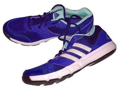 Adidas essential Star II señora zapatos de entrenamientocalzado deportivocortos violeta   eBay