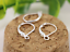 60Pcs Silver Plated Brass French Earring Charm Earring Hooks DIY Jewelry Making
