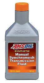 AMSOIL MTF Synchromesh [ MTFQT-EA ] Manual FWD 6 speed