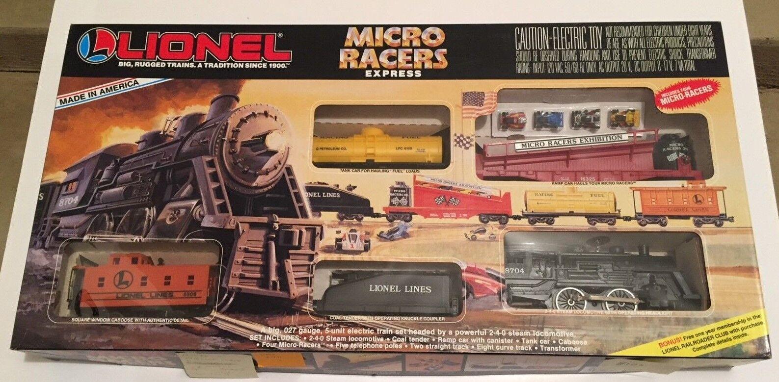 Lionel   11771 K-Mart Micro Racers Express Set