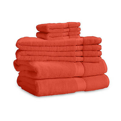 600 GSM Plush 100 Percent Egyptian Cotton 2 Piece Bath Sheet Set