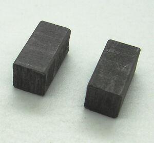 6,3x6,3mm 930760-00 Kohlebürsten für BLACK/&DECKER P 2246 Dewalt P2246