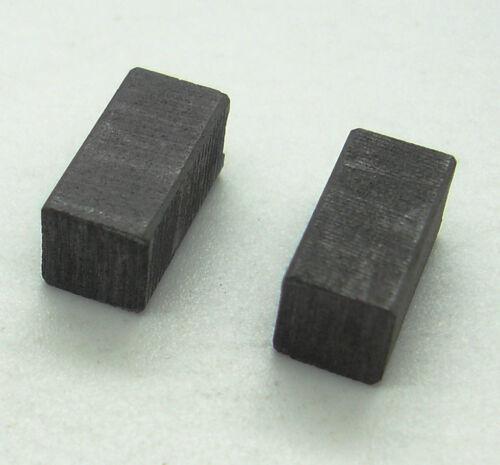 KOHLEBÜRSTEN 4 Schwarz /& Decker 832998-04 GL430 GL330 GL580A8 bd4200 hd4000 BD7
