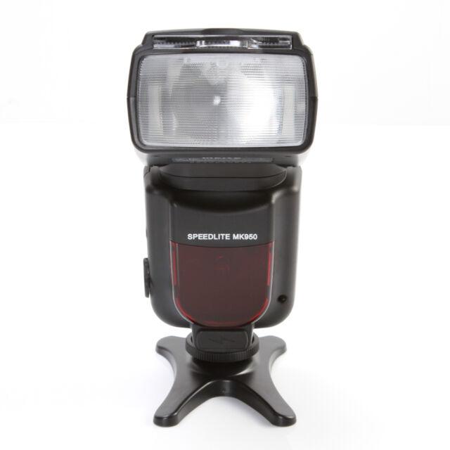 Meike MK950 i-TTL Studio Video Flash Speedlite Speedlight f Nikon SB-900 D4 NEW