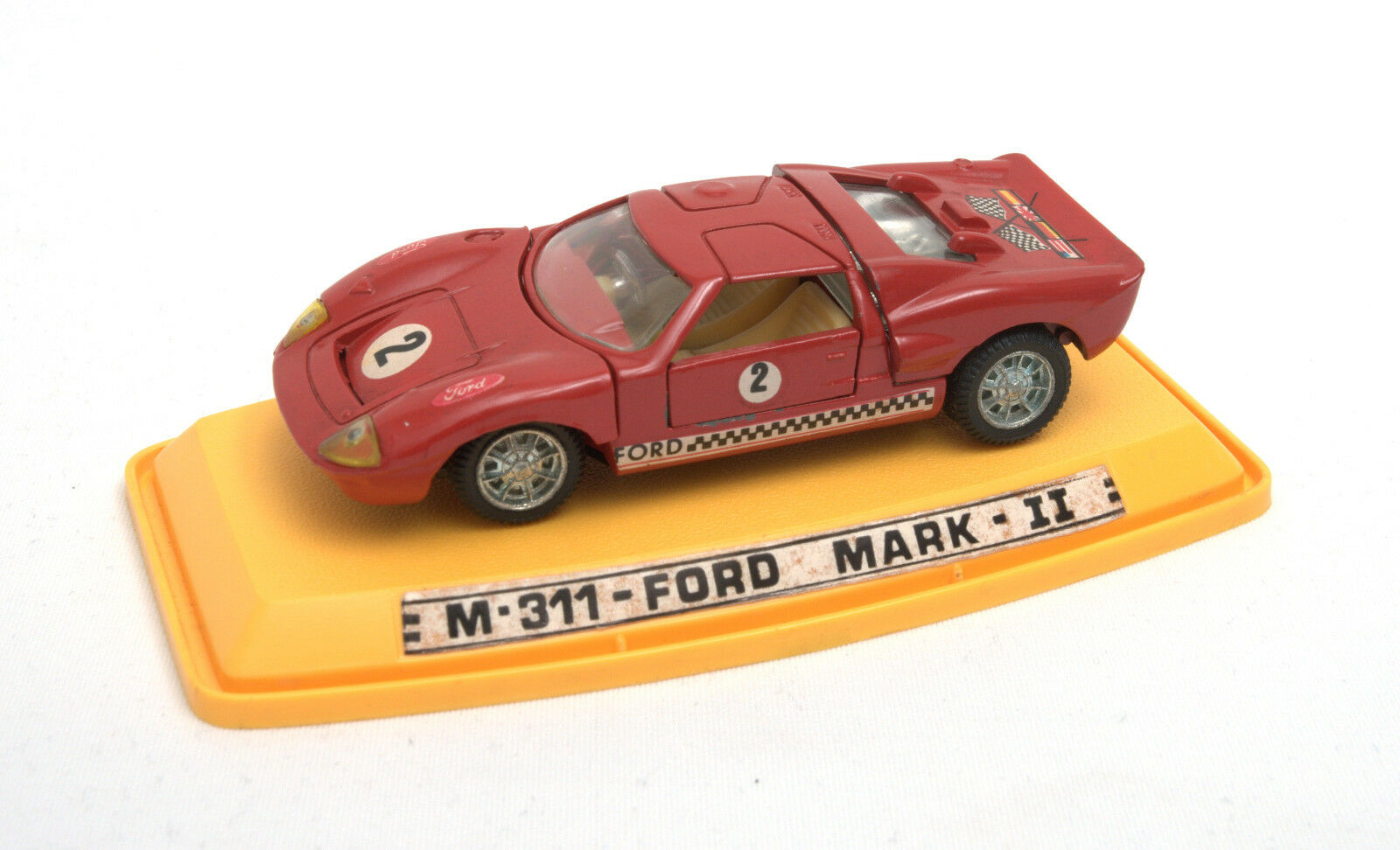 Auto Pilen (Spain) 1 43 Ford GT40 Mark II M.311  BOXED