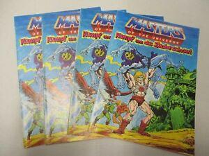 Masters-of-the-Universe-Kampf-um-das-Zauberschwert-Werbecomic-1983-Mattel-1