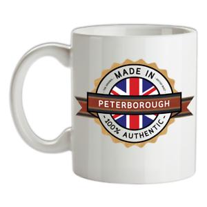 Made-in-Peterborough-Mug-Te-Caffe-Citta-Citta-Luogo-Casa
