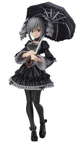 Kb04c Good Smile Idolmaster Cinderella Girls   Ranko Kanzaki Figma azione cifra  offrendo il 100%
