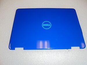 """08X18Y Genuine Dell Inspiron 11-3168 11.6/"""" LCD Back Cover Blue-NIB02-8X18Y"""