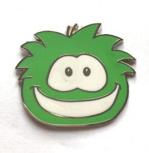 Disney-Pin-Badge-Club-Penguin-Puffles-Green-Puffle