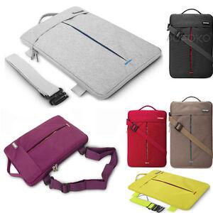 Laptop Nylon Shoulder Sleeve Bag Case for Apple Dell Sony Acer Lenovo Thinkpad