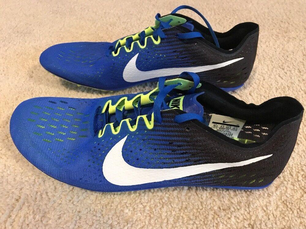 NWOB Nike Zoom Victory pista 3 distancia Punta de pista Victory para hombres f5565a