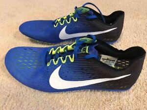 Spike uomo Track 3 Zoom Distance Nwob Taglia 12 Nike Victory da Rwz1x0Yq