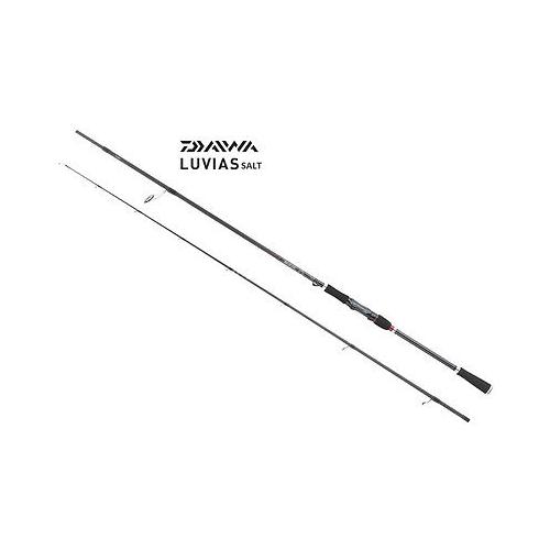 Angelrute Spinnfischen DAIWA LUVIAS salt 7' 2.13MT 15-40g 2SEZIONI Ringe und