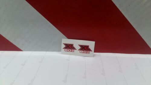 Honda XL80 Decals Stickers Reproduction Left And Right Set
