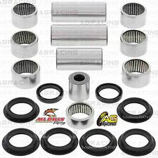 All Balls Swing Arm Linkage Bearings & Seal Kit For Suzuki RM 125 1998 Motocross