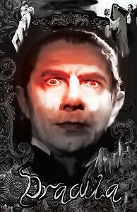 Dracula Bela Lugosi 11 x 17 High Quality Poster