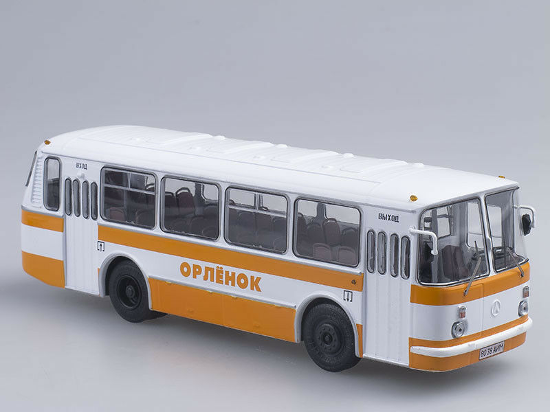 Modell im maßstab 1  43 laz-695 н eaglet bus