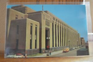 C-1958-US-Government-Post-Office-Minneapolis-Minnesota-Postcard
