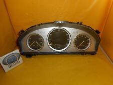 08 09 Mercedes C-Class Speedometer Instrument Cluster Dash Panel Gauges A37924