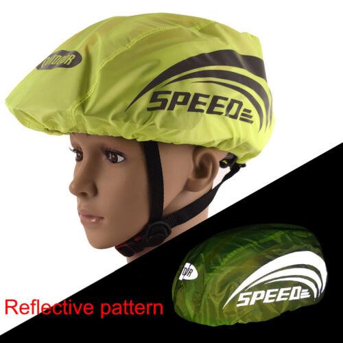 Wasserdichter Staubdichter Fahrrad Reflective Cycling Fahrradhelm Regenschutz
