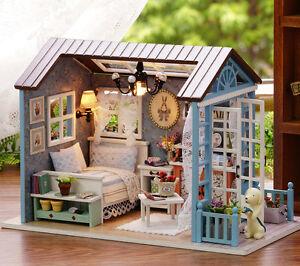 Dolls House À faire soi-même = plastique petite fenêtre