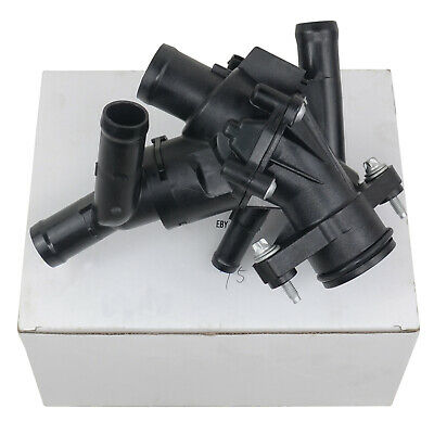 MERCEDES OEM 15-18 GLA250-Engine Coolant Thermostat 2702000615