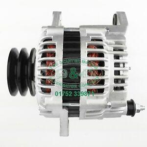 isuzu trooper 3.0 dti alternator a2221   ebay