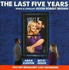 The Last Five Years [2013 Off-Broadway Cast Recording] (CD, Sep-2013, Razor & Tie)