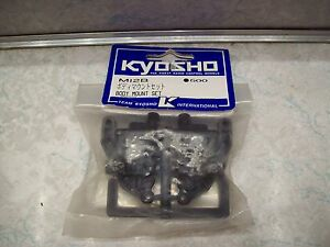 Vintage Kyosho Rc Car Parts Mi2b Body Mount Set Mantis Ebay