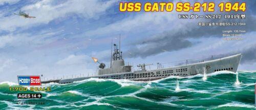 Neu Hobbyboss 87013-1:700 USS Gato SS-212 1944