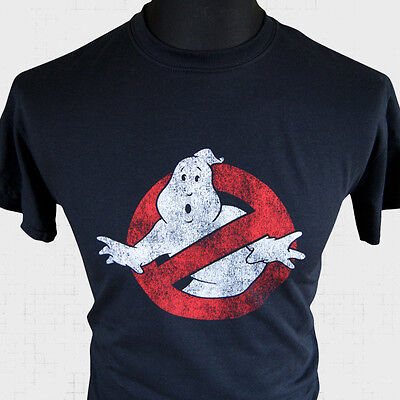 Ghostbusters Retro New T Shirt Movie 80's Funny Vintage Spengler Vintage Cool