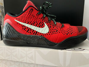 Nike Kobe 9 IX Elite Low University Red