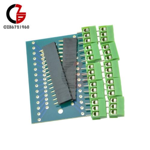 Expansion Board Terminal Adapter For Arduino NANO IO Shield V1.0 DIY Kits