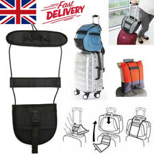 Easy Add Bag Strap Travel Luggage Suitcase Adjustable Belt Carry On Bungee Hot