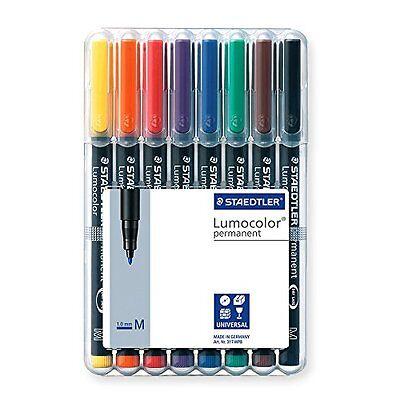 Staedtler oily pen Rumokara 500127 fine writing M 8 colors Japan Import