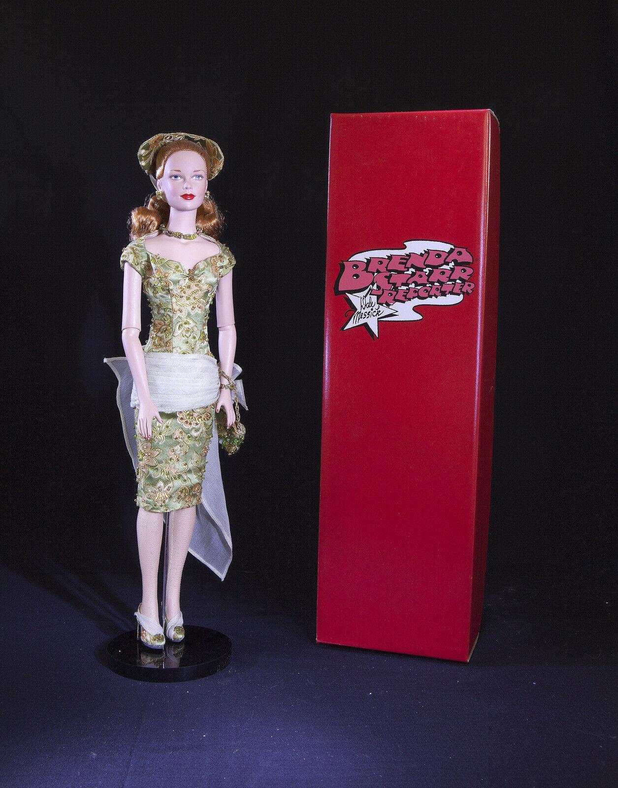 Original EFFANBEE BRENDA STARR REPORTER doll LUNCH AT THE PLAZA