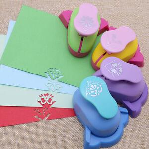 DIY Hand Craft Punch Paper Flower Shaper Cutter