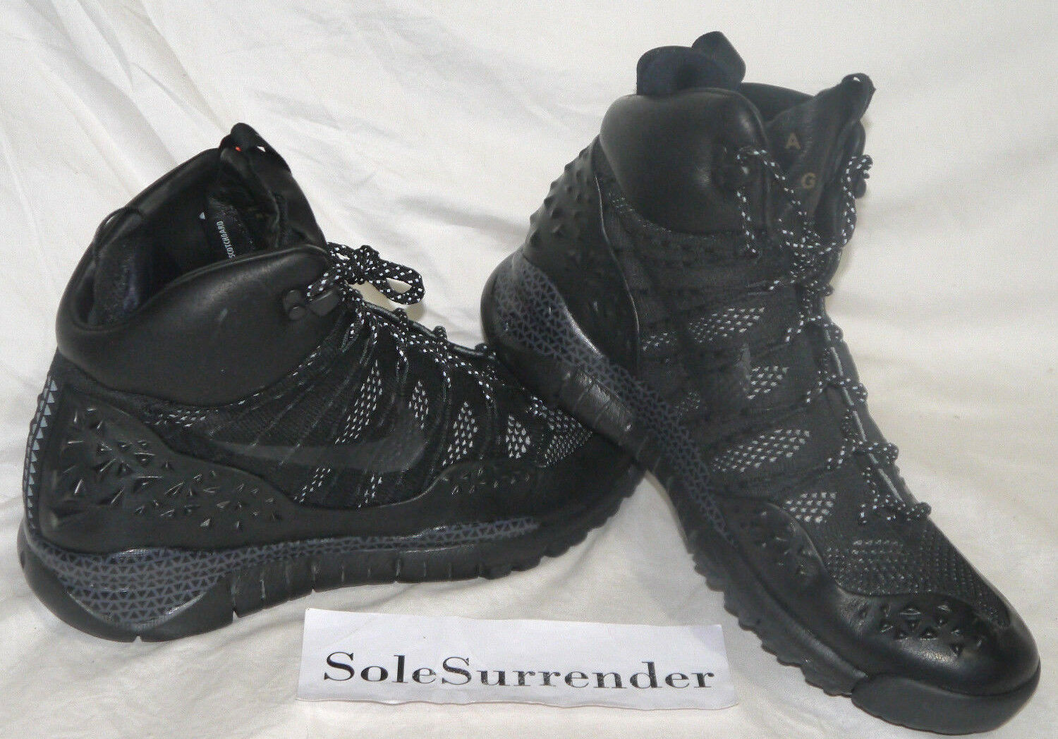 Nike Lupinek Flyknit ACG - CHOOSE SIZE - 826077-001 Boots SP Lab SFB Anthracite New shoes for men and women, limited time discount