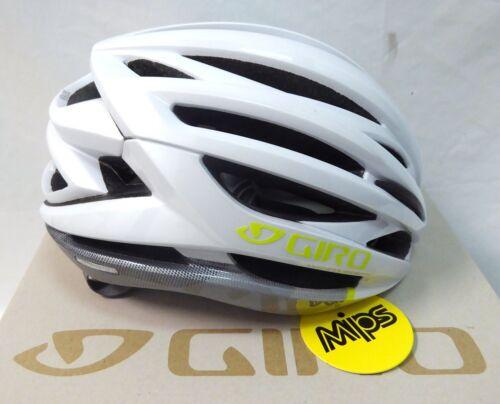 Giro Seyen MIPS Cycling Helmet White//Gray//Citron Medium