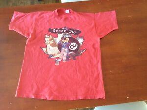 Vintage-Green-Day-Insomniac-Canadian-Tour-1995-T-Shirt-Size-XL
