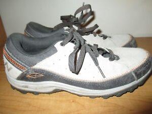 ec4da815d6b48 New Balance Women's Size 8.5 Suede Trail Walk Athletic Shoes WW610GR ...