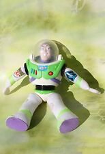 "Disney / Pixar Buzz Lightyear Fabric Talking Doll Toy, 10"" FREE SHIPPING!"
