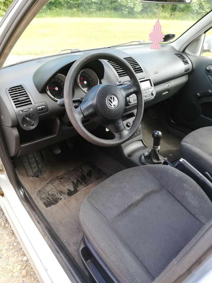 VW Polo, 1,4 16V, Benzin