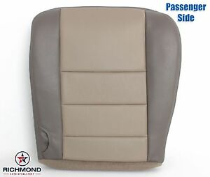 Image Is Loading 04 Excursion Eddie Bauer Passenger Bottom Replacement Leather