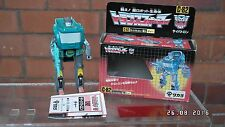 Transformers Original G1 Takara japonés Completos En Caja Completo C-82