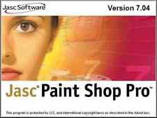 Paint Shop Pro 7 Anniversary Edition cd